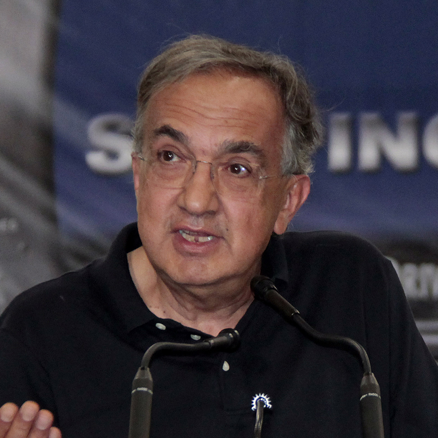 Former FCA Chief Sergio Marchionne Dead at 66
