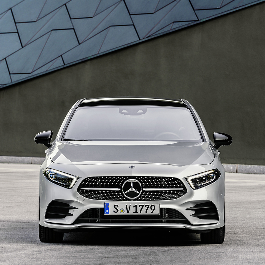 MBUSA to Lower Entry Point With A-Class
