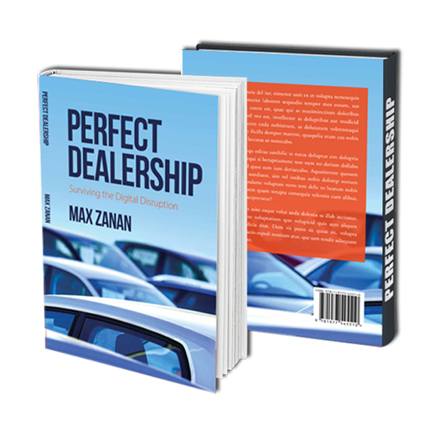 Zanan's 'Perfect Dealership' Hits Amazon