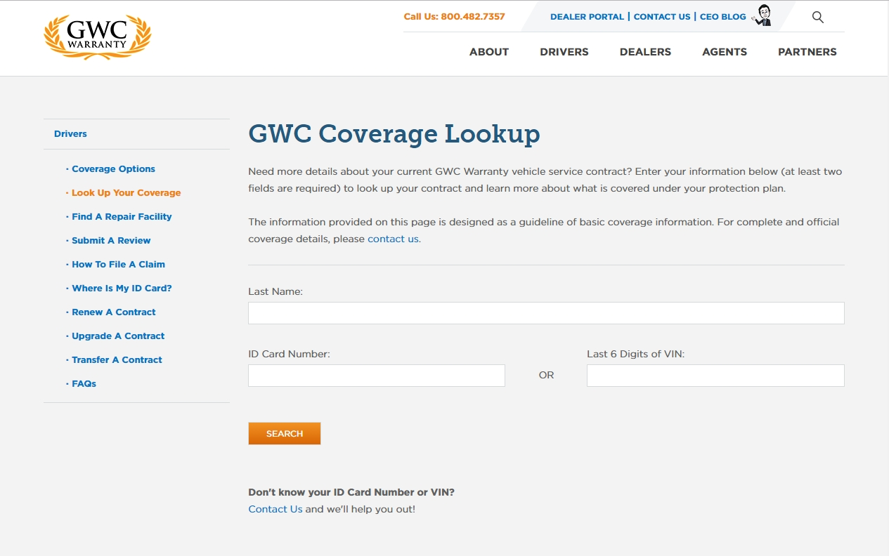 GWC Warranty Introduces Improved Coverage Lookup Tool