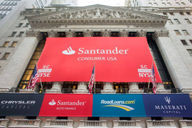 U.S. Judge Allows Woman's Discrimination Claims Against Santander to Proceed