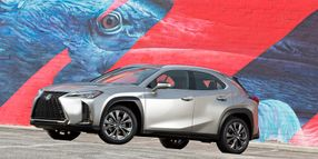 Lexus to Offer 'Subscription-Type Plan' With New Compact SUV