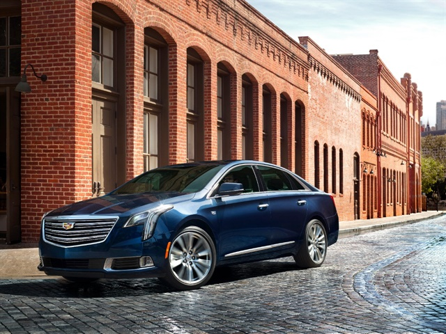 Photo courtesy of Cadillac.