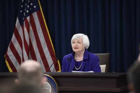 Photo courtesy of Federal Reserve Flickr.