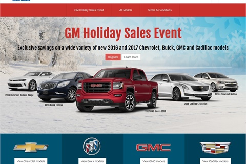 Costco Auto Program >> Gm Costco Team Up On Holiday Sales Event Dealer Ops