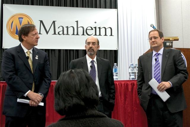 Manheim: Q4 Wholesale Used-Vehicle Prices Decline Slightly