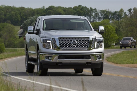 Prices for pre-owned pickups showed a year-over-year increase of 6.7% in the first quarter, leading all segments and helping to stabilize the used-car market. Photo courtesy Nissan USA