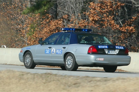 Virginia leads all 50 states and the District of Columbia in speed limit enforcement in the latest rankings from WalletHub. Photo by Virginia State Police via Flickr