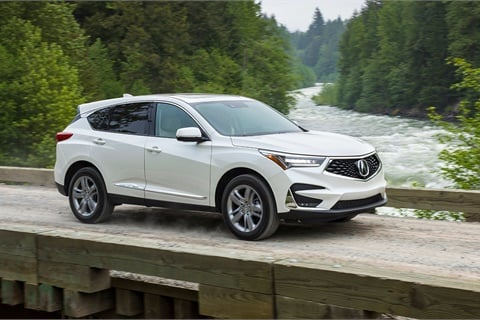 The average transaction price of a new Honda or Acura, including the redesigned Acura RDX, grew 4.6% year-over-year in September, edging out General Motors (4.0%) and Ford (3.2%) for the best-performing U.S. factory. Photo courtesy American Honda Motor Corp.