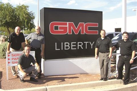 Liberty GMC