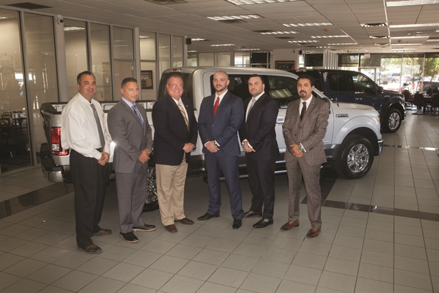 Sam Pack Ford Lewisville >> Five Star Ford Of Lewisville Wins F I Dealer Of The Year Award F I