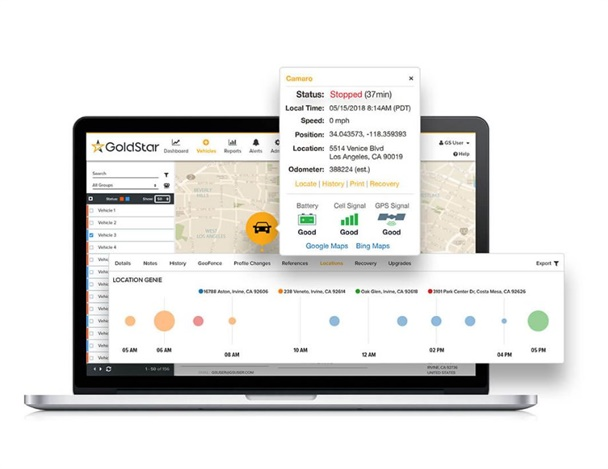 Gold Star Auto >> Spireon Rolls Out New Goldstar Gps Feature Dealer Ops