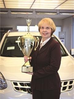 Dina Wilson of Timbrook Automotive