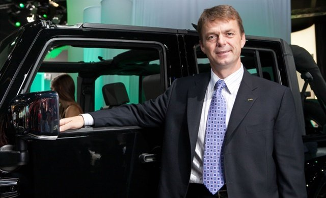 FCA has named Mike Manley its CEO to replacean ailing Sergio Marchionne.Photo courtesy of FCA.