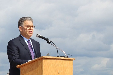 U.S. Sen. Al Franken (D-Minn.) is leading an effort by more than 50 members of Congress to spur the CFPB into eliminating the use of forced arbitration clauses in consumer financial service contracts.