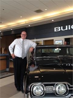 Justin Gasman of McCaddon Cadillac Buick GMC