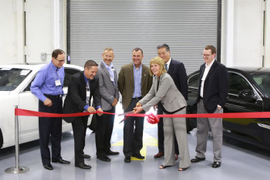 Manheim Opens Riverside Facilities to Assist in Used-Vehicle Evaluations