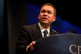 Two's a Crowd: Battle for Control of CFPB Heads to Court
