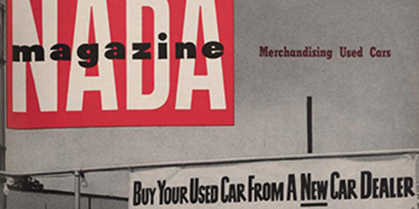 NADA Launches New Digital Collection of Archives