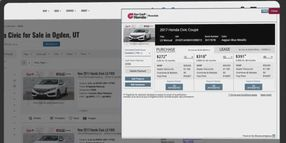 Pearl Technology Releases Dynamic Payment Calculation Widget for Dealer Websites