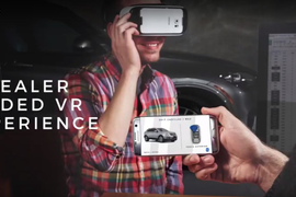 RelayCars Launches Virtual Reality Sales Platform