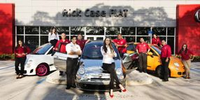 Dealer Group Posts All-Time Sales Record in May