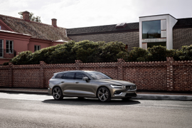 Volvo to Add V60 Wagon to Subscription Service