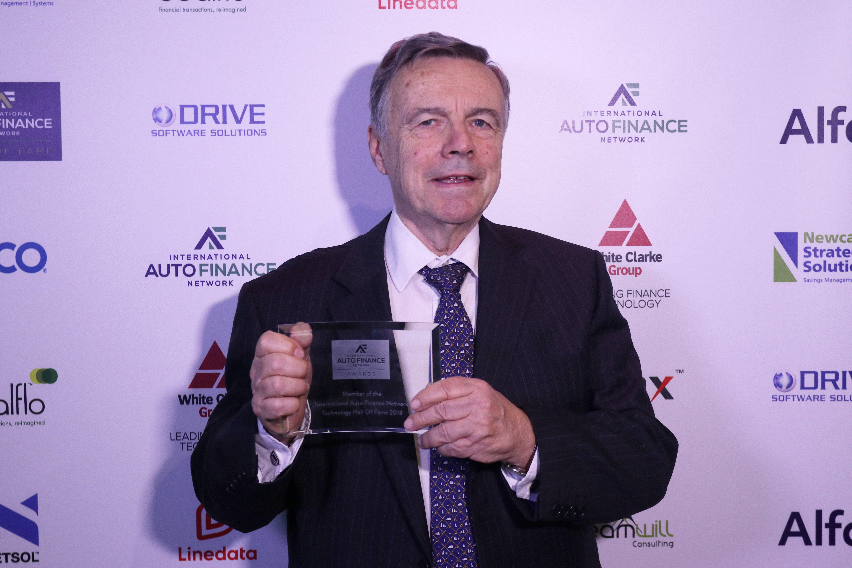 White Clark Founder Earns Technology Hall of Fame Award