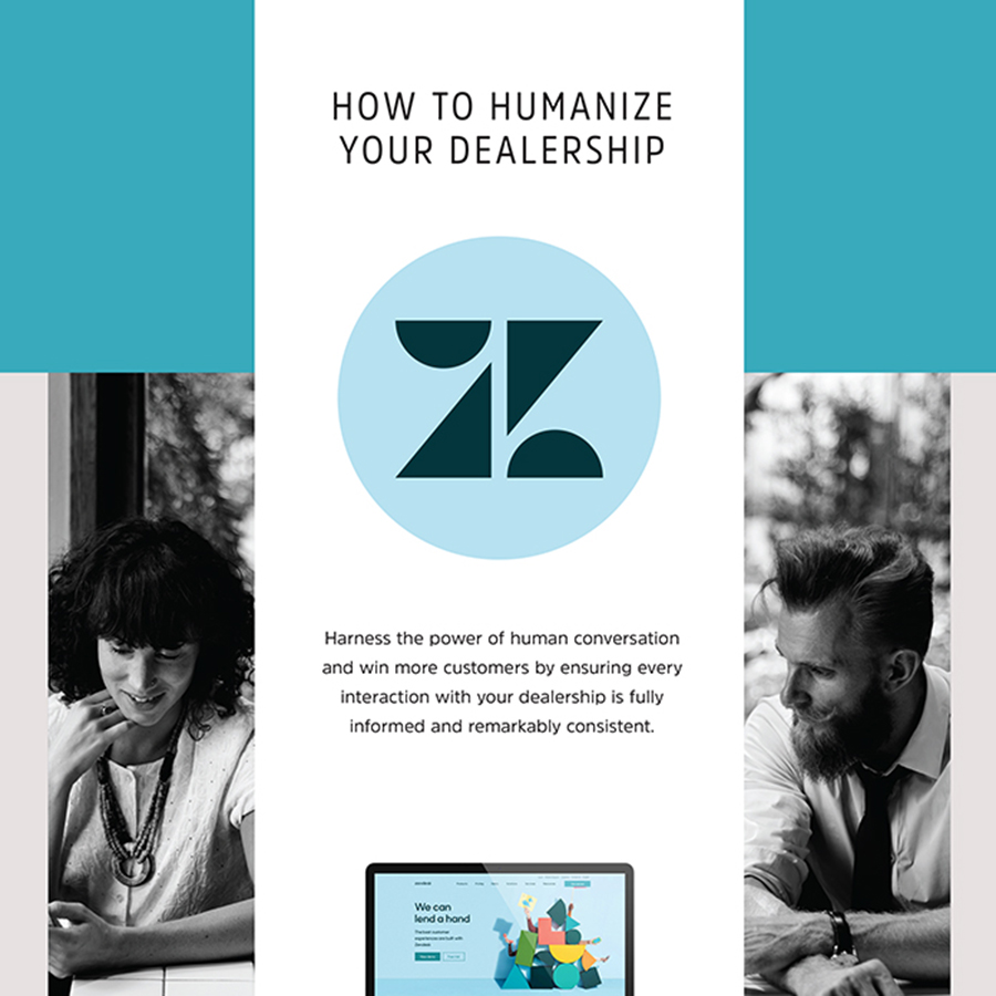 Zendesk: Humanize Your Dealership for Sales Success
