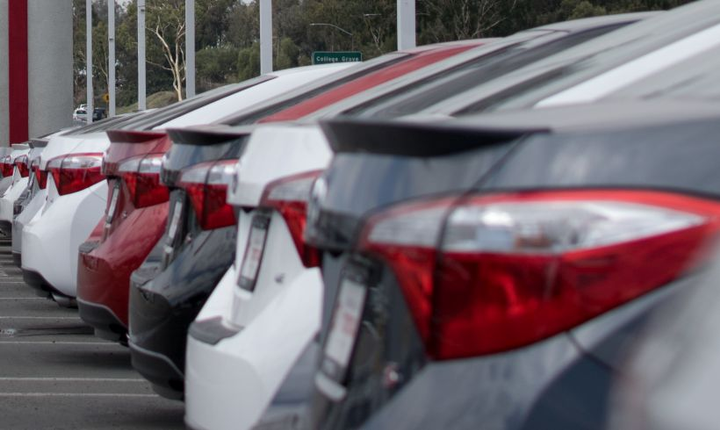 Upstream Remarketing Keeping Used-Vehicle Values Strong