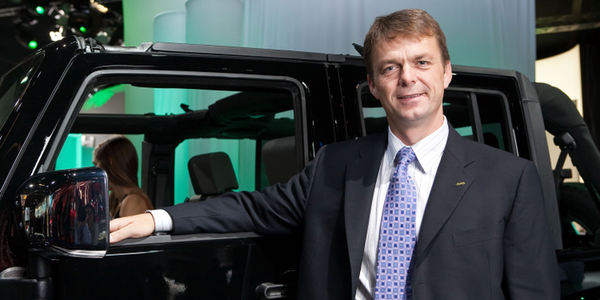 FCA has named Mike Manley its CEO to replacean ailing Sergio Marchionne. Photo courtesy of FCA.