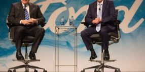 Ford Appoints Jim Hackett CEO