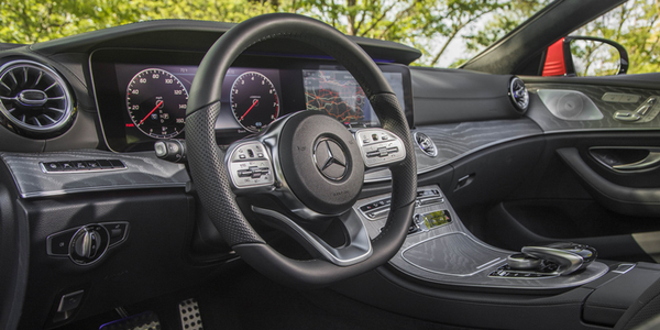Mercedes-Benz will offer three tiers in its subscription service, but hasn't announced which...
