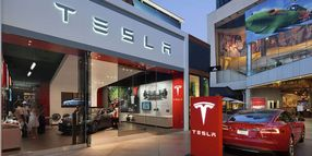 Calif. DMV Puts Tesla Motors on Notice