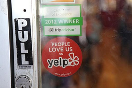 Court Rules Yelp Can Manipulate Business Ratings