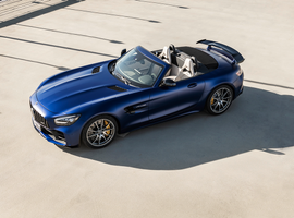 Retained values for premium sports cars such as the Mercedes-Benz GT improved by 1.25% in June, according to the latest monthly report from Black Book.