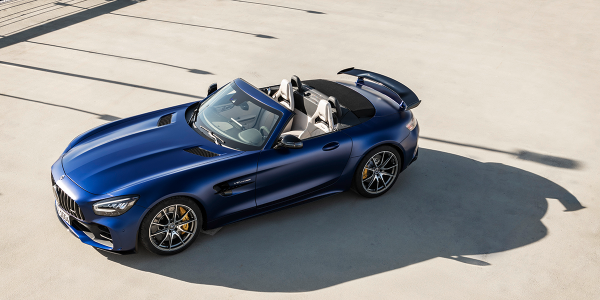 Retained values for premium sports cars such as the Mercedes-Benz GT improved by 1.25% in June,...
