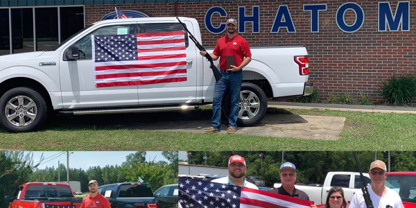Chatom (Ala.) Ford has ended a promotional campaign promising free shotguns to sold customers...