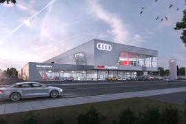 Audi of America Certifies Darwin Automotive