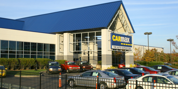 CarMax registered its highest all-time stock price in June, leading the nation's publicly traded...