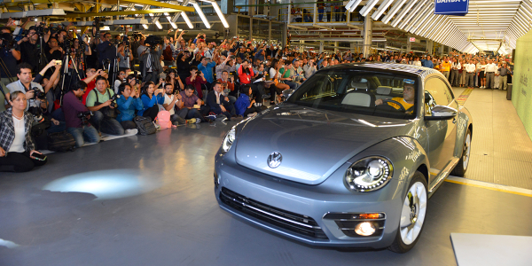 After three generations and 50 years of noncontinuous production, the final Volkswagen Beetle...