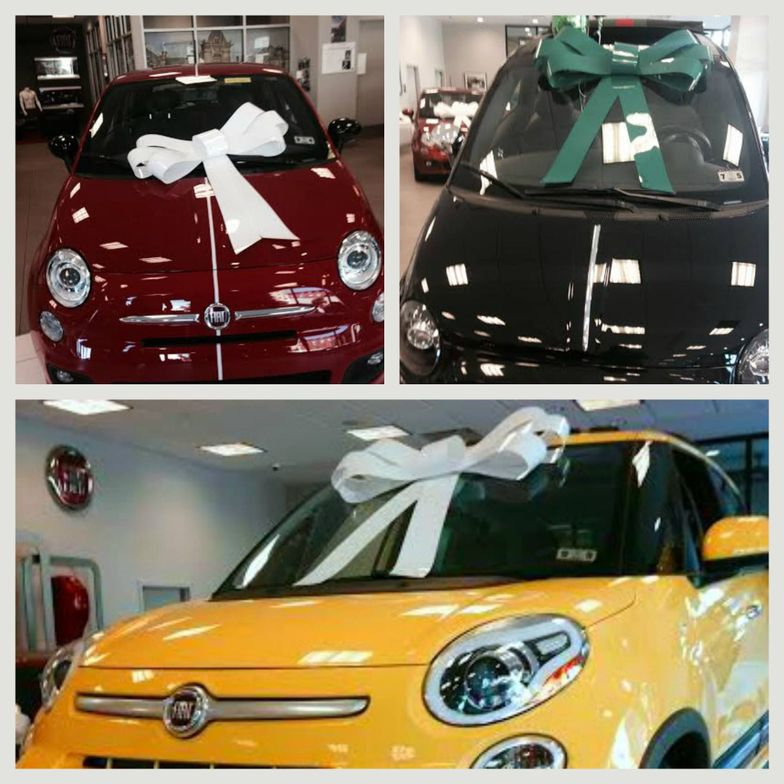 FIAT of Austin Texas has some gifts for you!