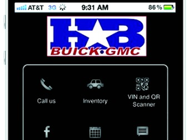 MobileAppLoader's dealer-branded consumer-facing app is equipped with VIN and QR Code scanning,...
