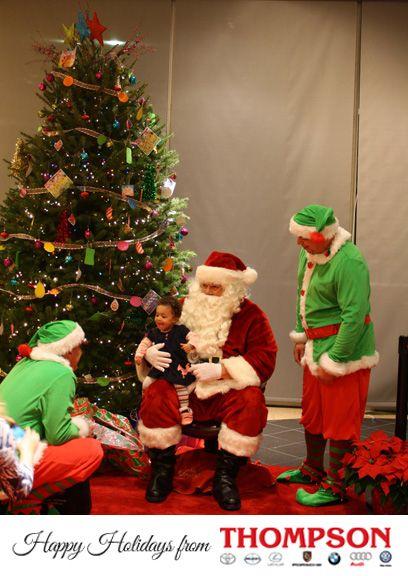 Hey, Santa.