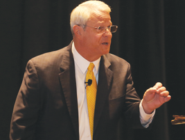 Also returning to Industry Summit was Reahard & Associate's Rick McCormick, who took on...