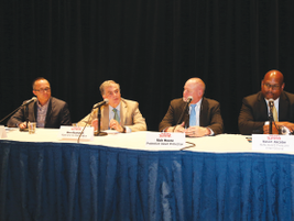 Service Group's Matt Woods, Reahard & Associates' Ron Reahard, Protective Asset Protection's...