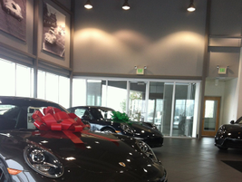 Who doesn't want a Porsche this year? Porsche of Reno has a whole showroom filled with great ones.