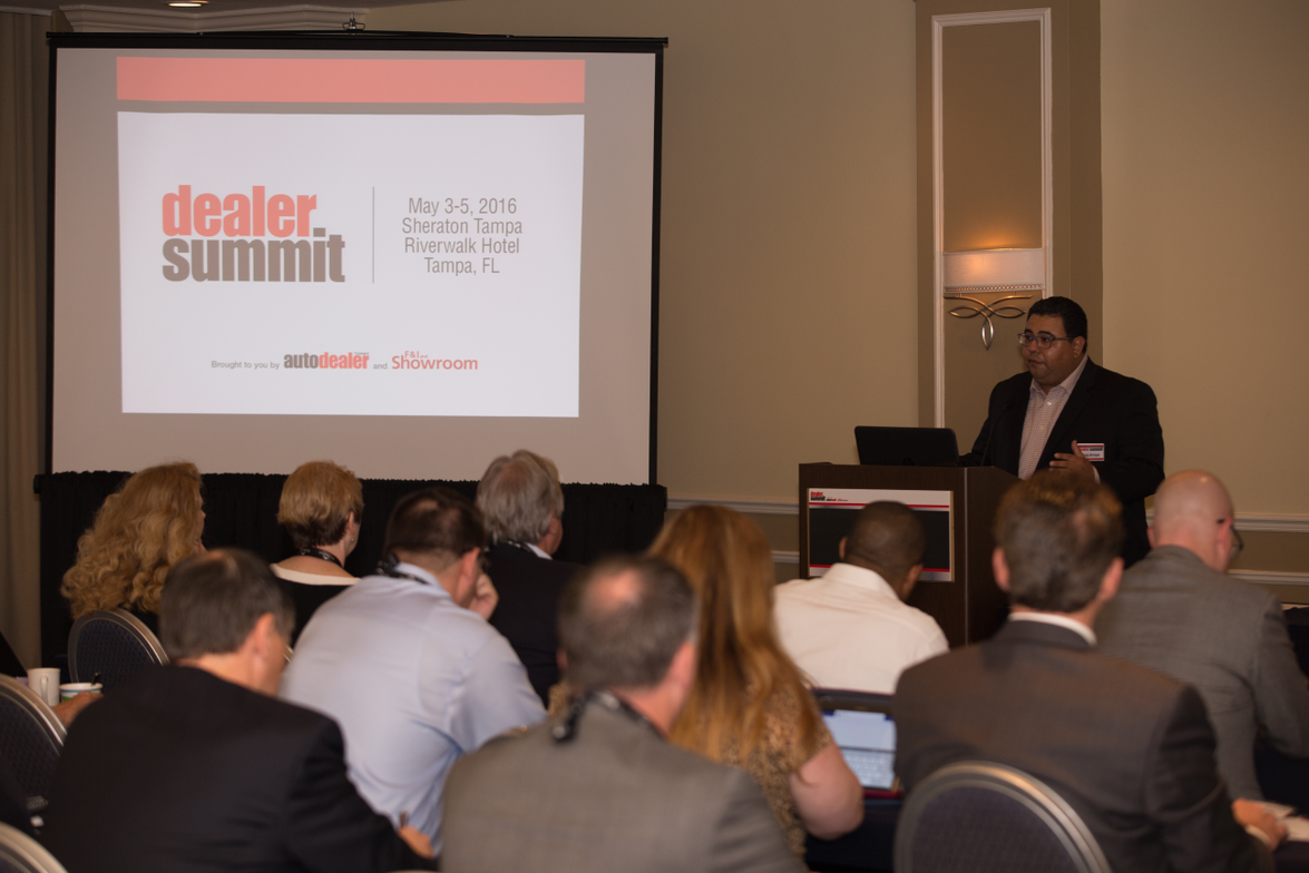 Dealer Summit 2016 In Pictures
