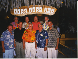 An annual trip to Kona, Hawaii, with fleet friends was one of Ed's favorite destinations. After...