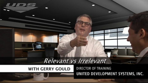 F&I Tip of the Week: Relevant vs. Irrelevant Products